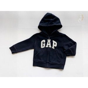 Gap Hoodie Sweater Navy Blue Size 18 to 24 Months